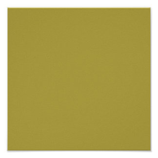 Brass Classic Colored Posters