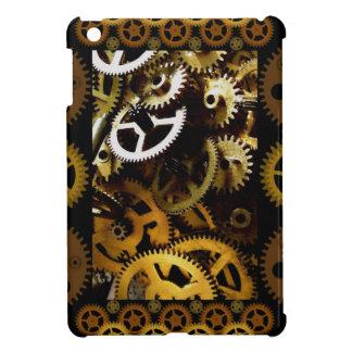 Brass Clockwork Gears Machine Steampunk ipad mini iPad Mini Cover
