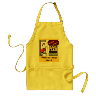 Brass Hat Brewing Apron