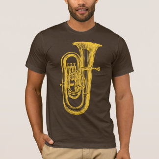 Brass Tuba T-Shirt