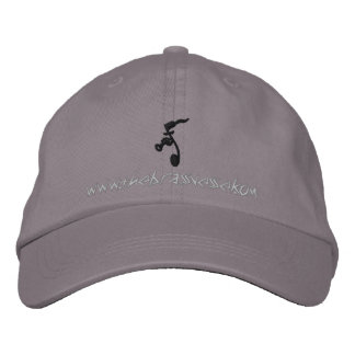 Brass Vessel Cap Embroidered Hats