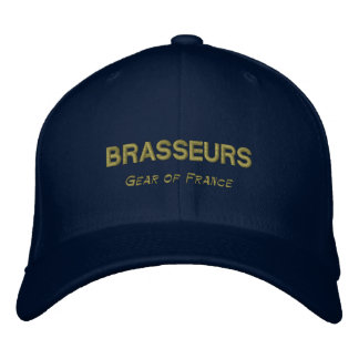 BRASSEURS, Gear of France Embroidered Hats