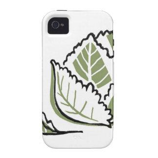 Brassica Oleracea Case-Mate iPhone 4 Cover