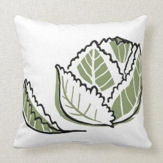 Brassica Oleracea Pillows