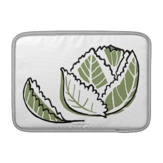 Brassica Oleracea MacBook Air Sleeves