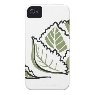 Brassica Oleracea iPhone 4 Covers