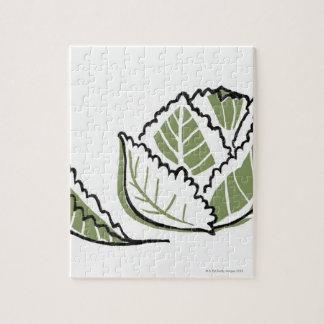 Brassica Oleracea Jigsaw Puzzles