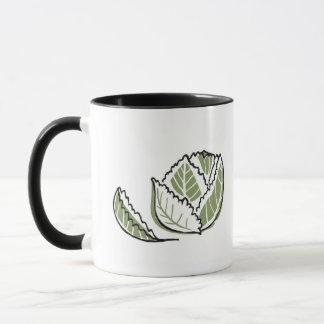 Brassica Oleracea Mug