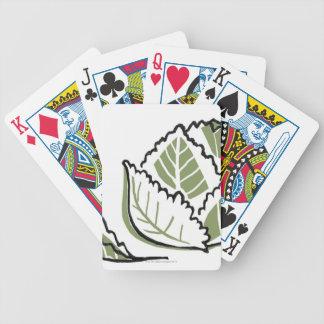 Brassica Oleracea Deck Of Cards