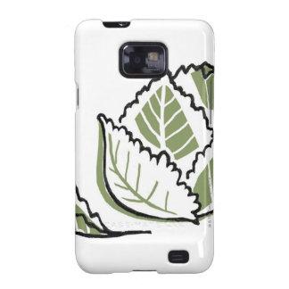 Brassica Oleracea Samsung Galaxy SII Covers