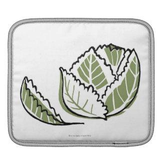 Brassica Oleracea Sleeves For iPads