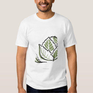 Brassica Oleracea T-shirts