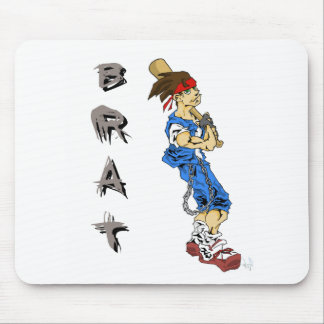 Brat stand mouse pads