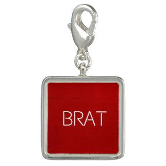 Brat Womens  Charm Bracelet