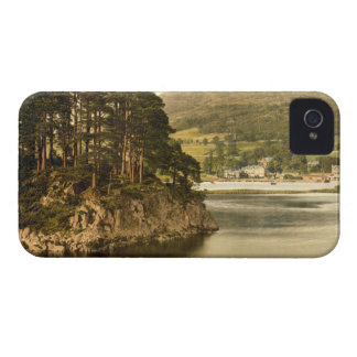Brathay Rock Lake District Cumbria England iPhone 4 Cover