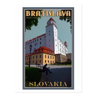 Bratislava Castle Post Card