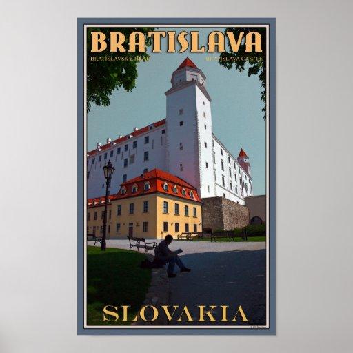 Bratislava Castle Print