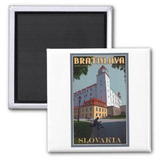 Bratislava Castle Refrigerator Magnets