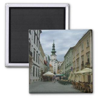 Bratislava Fridge Magnet