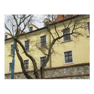 Bratislava Slovakia Postcard