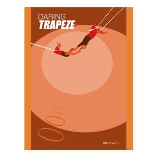 Brattleboro Circus Arts - Wondrous Wheels Postcard