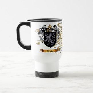 Bratton Coat of Arms Coffee Mug