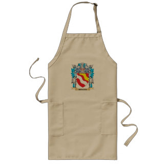 Brauer Coat of Arms Long Apron