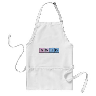 Brauer made of Elements Aprons