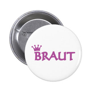 Braut icon pin