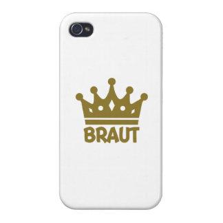 Braut iPhone 4/4S Case