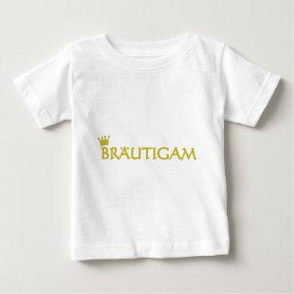 Bräutigam icon tee shirt