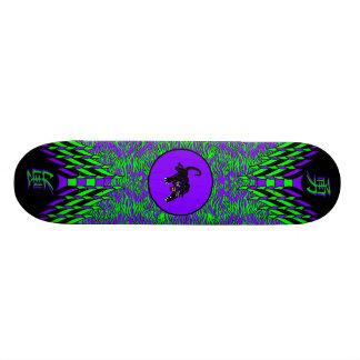 Brave Cat Skateboard