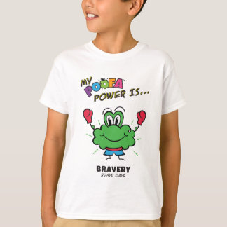 Brave Dave T-shirt