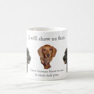 Brave Heidi Ho Coffee Mug