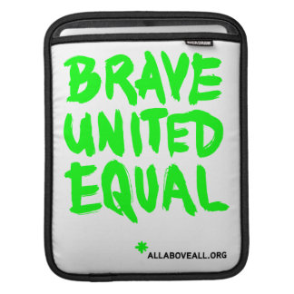 Brave iPad Sleeve