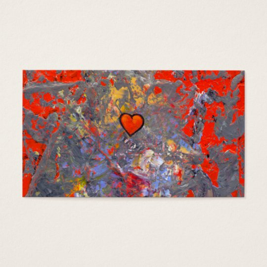 Bravery courage facing fears bold modern heart art