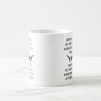 Bravery & Mercy Coffee Mug