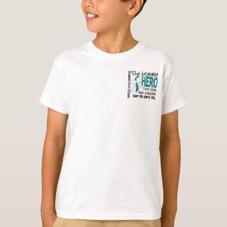 Bravest Hero I Ever Knew Cervical Cancer T-Shirt