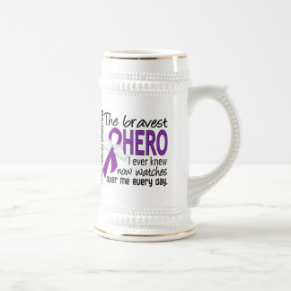 Bravest Hero I Ever Knew Cystic Fibrosis Mugs