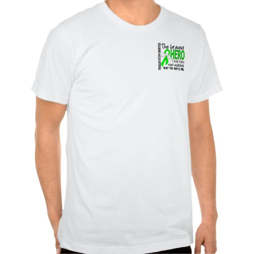Bravest Hero I Ever Knew Muscular Dystrophy T Shirts
