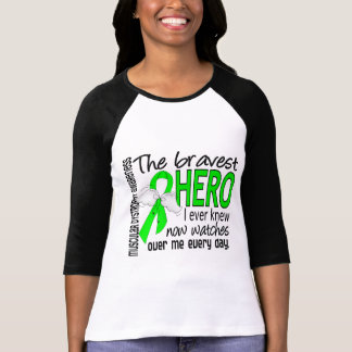 Bravest Hero I Ever Knew Muscular Dystrophy Shirts