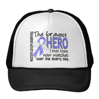 Bravest Hero I Ever Knew Prostate Cancer Cap