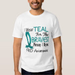Bravest Person I Know PKD Tee Shirt