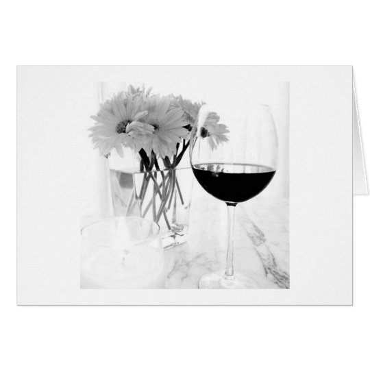BRAVO-HAPPY CHRISTMAS BIRTHDAY-WINE LOVER CARD