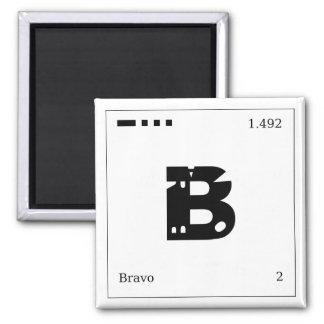 Bravo Magnet