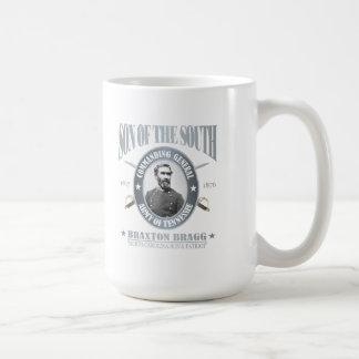 Braxton Bragg (SOTS2) silver Basic White Mug