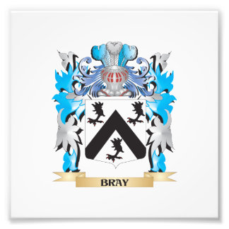 Bray Coat of Arms Photo Art