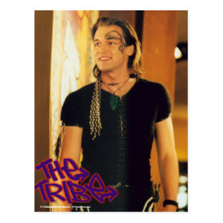 Bray The Tribe Postcard