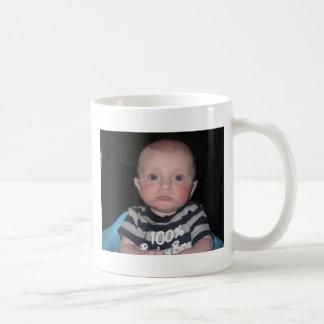 Brayden's Spit Bubbles Basic White Mug