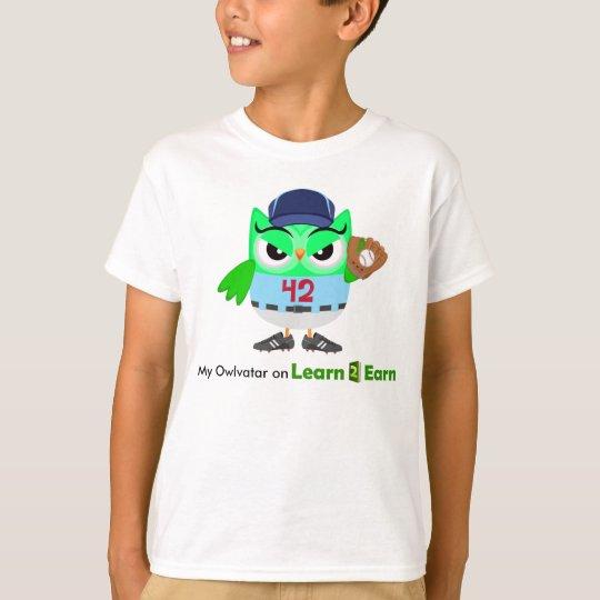 Braydon's Owlvatar T-Shirt